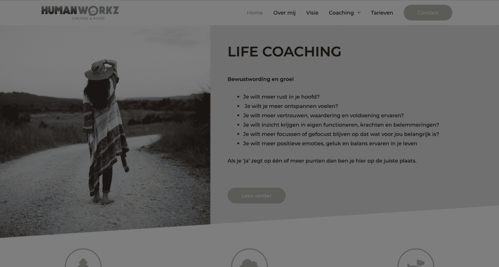 Humanworkz coaching en advies