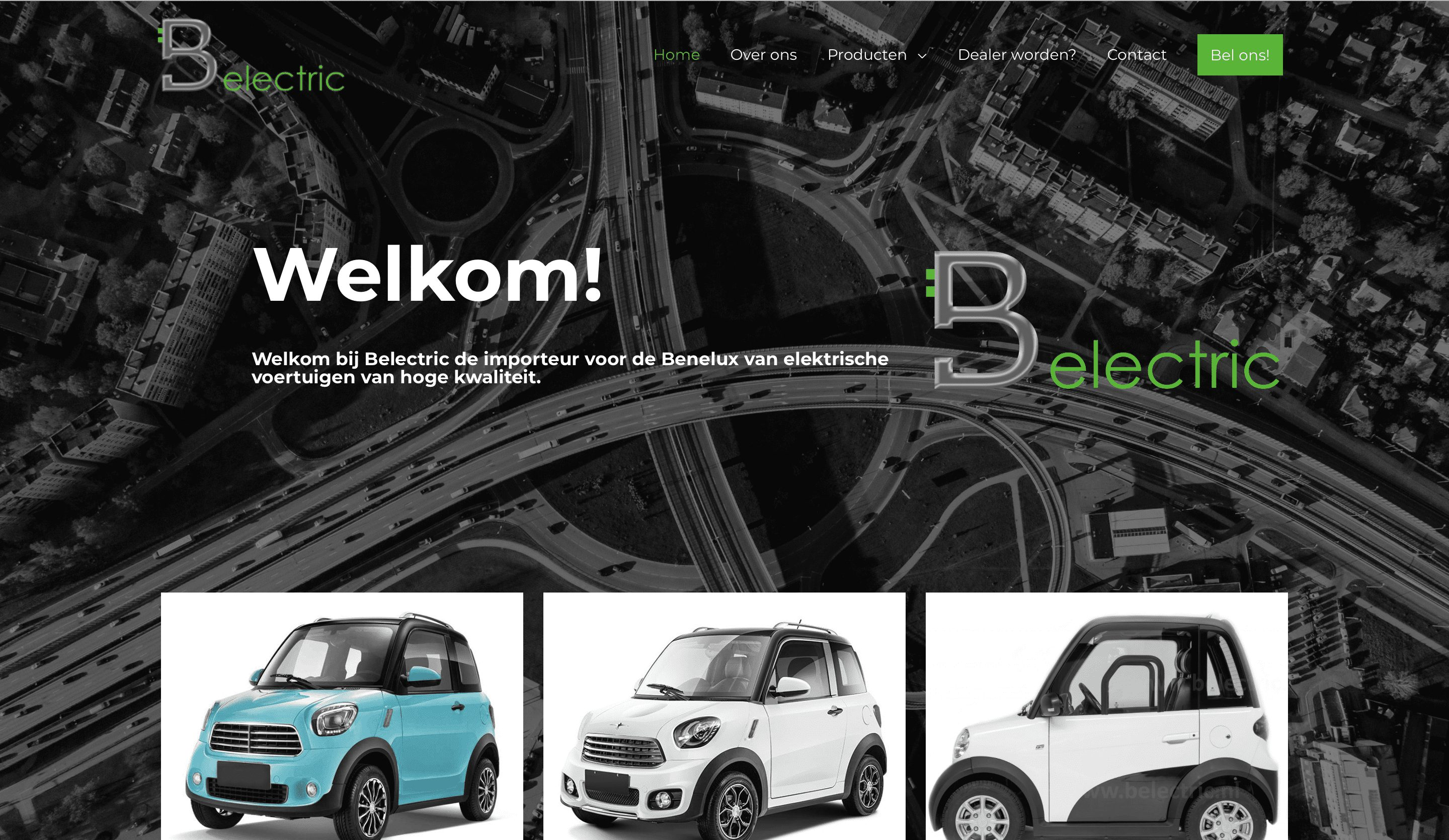 Belectric Automotive in Eindhoven