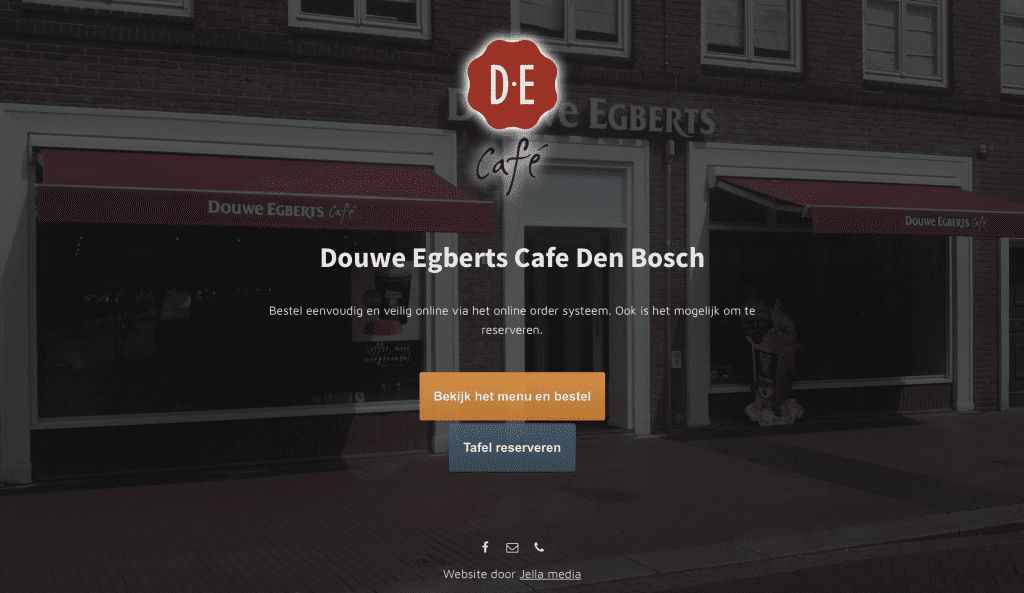 Koffie Cafe in Den Bosch